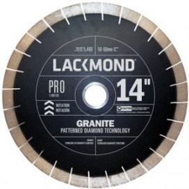 Lackmond Stone Pro Bridge Saw Blade