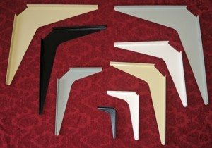 A&M Hardware countertop support brackets