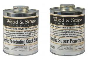 wood and stone 2 acrylic penetrating glues