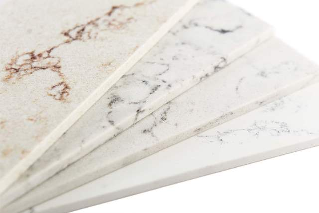 HanStone Quartz Launched Its New Cascina Collection, With Four Colors In A  Marble Inspired Design. The Collection Includes The Colors Classic Statue,  ...