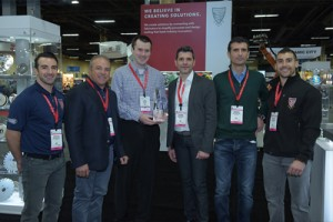 Continental DIA was also a 'Best of TISE' Award Winner