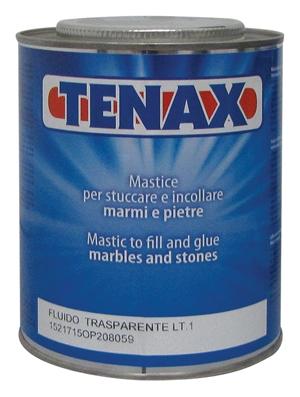 Tenax Transparent Flowing Stone Glue Repairs Rebuids