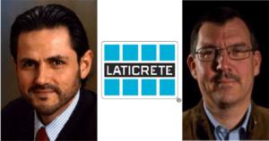 Dr. Stephan Liozu and Dr. Volker Weidmann Laticrete