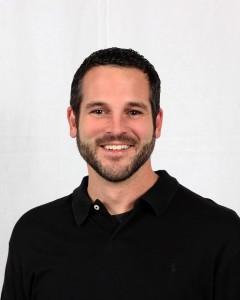 Matt Wehner, newly elected board member.