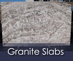 Granite Countertop Slabs CT