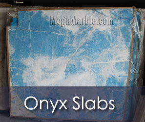 Onyx Countertop Slabs CT