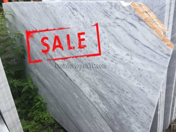 Carrara White Marble on Sale