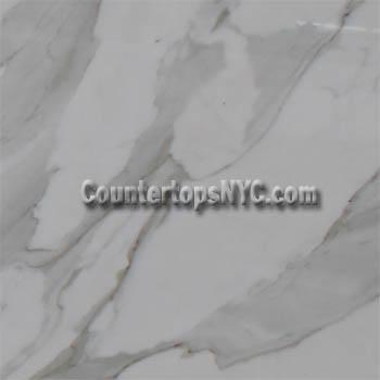 Calacatta Gold Premium White Marble