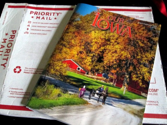Our Iowa magazine