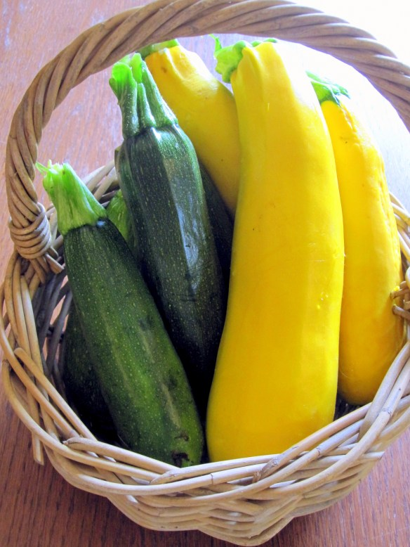 How to freeze zucchini and summer squash