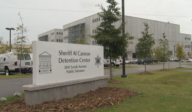 Juvenile sets fire at Sheriff Al Cannon Detention Center, authorities say_124934