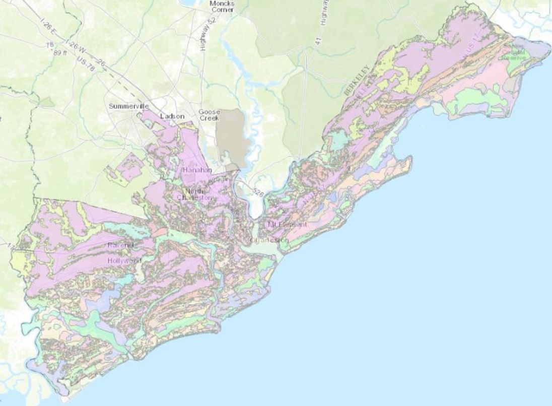 Flood map_306698