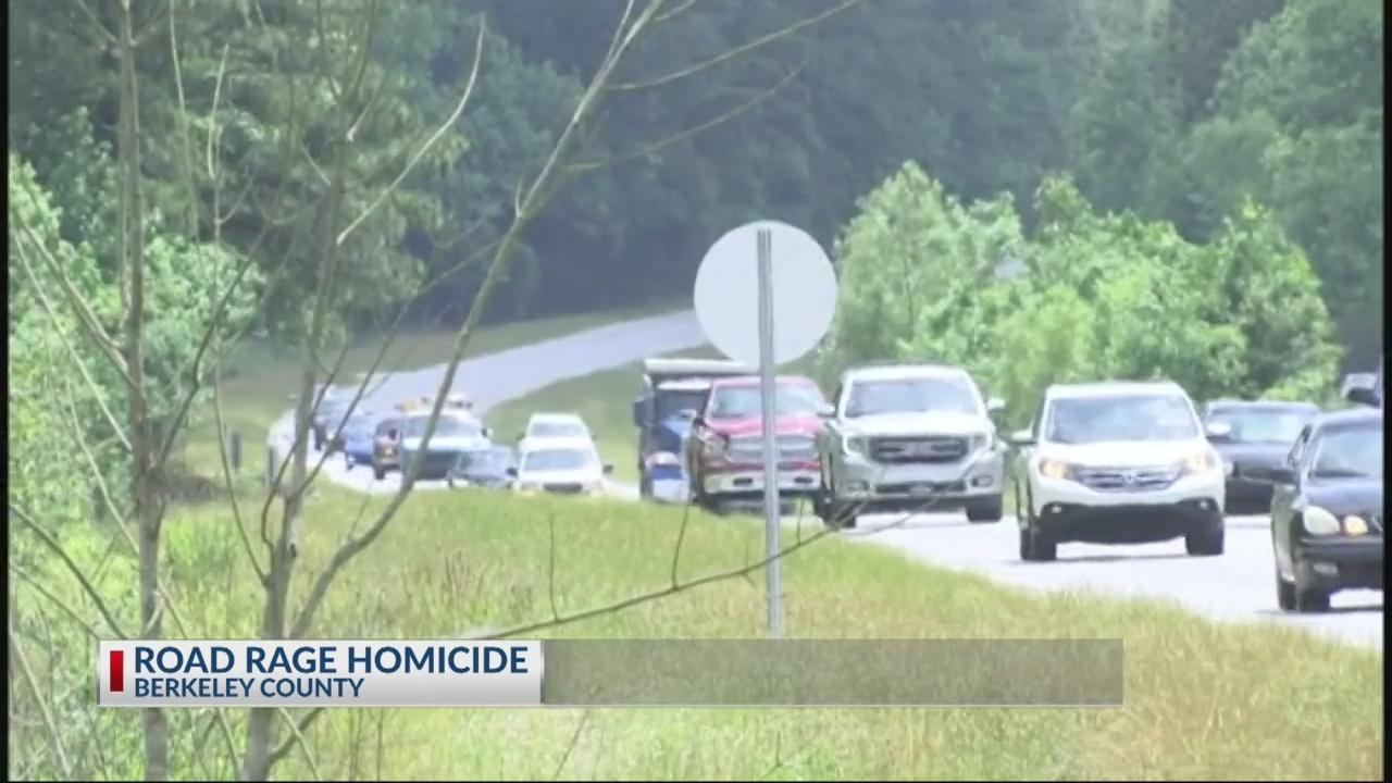 Berkeley County road rage