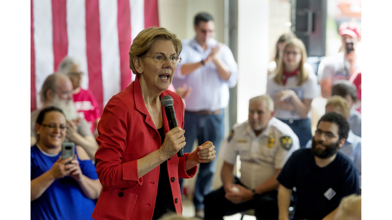 Election 2020 Elizabeth Warren_1557594566512