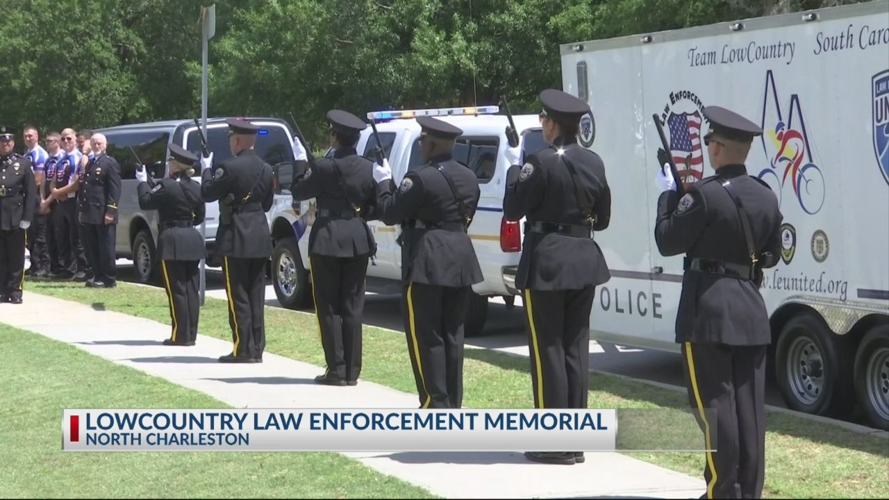 Lowcountry Law Enforcement Memorial
