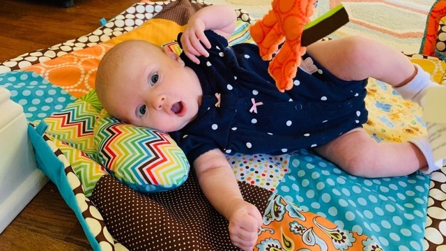 Missing baby Shaylie, from Asheville PD