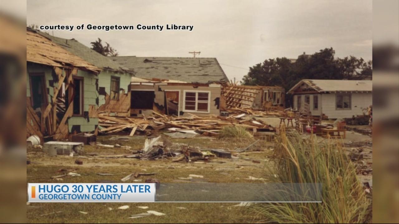 Hurricane Hugo: Georgetown County