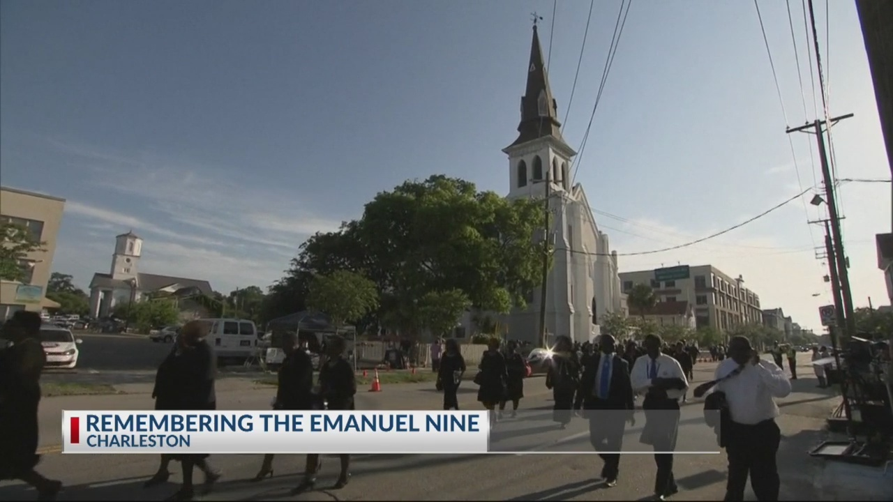 Remembering the Emanuel 9
