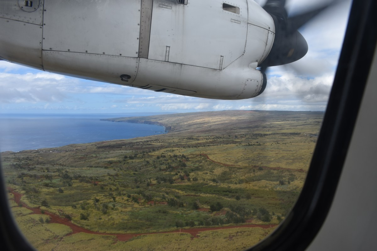 What to Expect When Landing on Lana'i