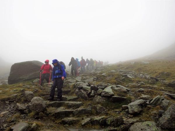 Consiton guided walk 2017