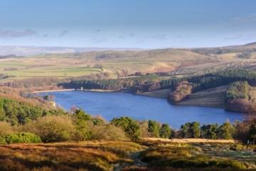Peak District Goyt Valley walk