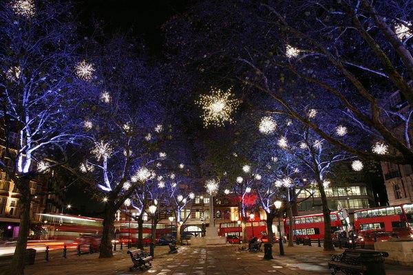 christmas lights london # 55
