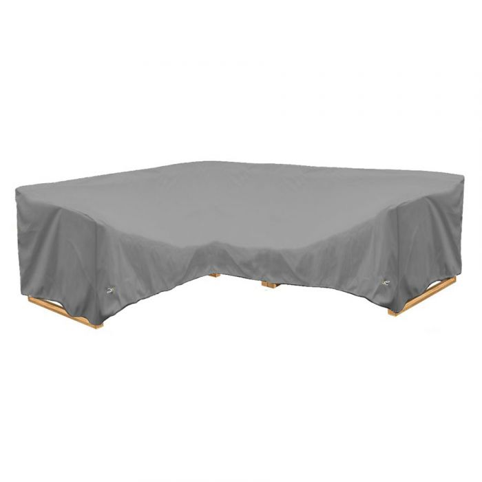 premium furniture cover 9x7 ft low left l sectional