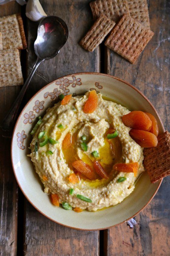 Image result for Jalapeno Apricot Lentil Hummus