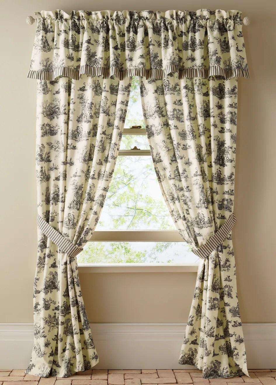 curtains sets valances panels