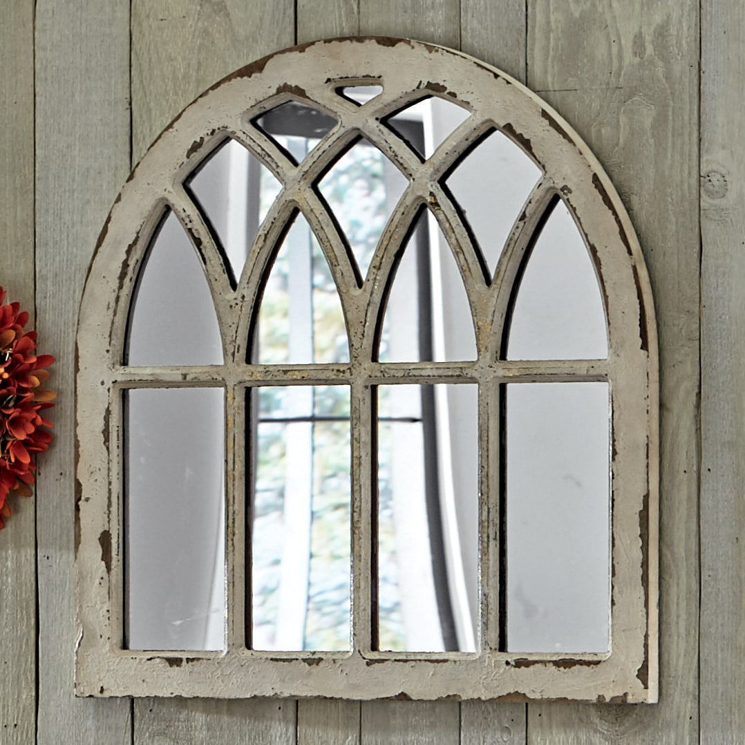 Mirrors   Wall  D    cor  Sets   Country Door Distressed Mirror