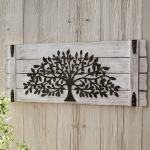 Tree Of Life Door Wall Decor Country Door