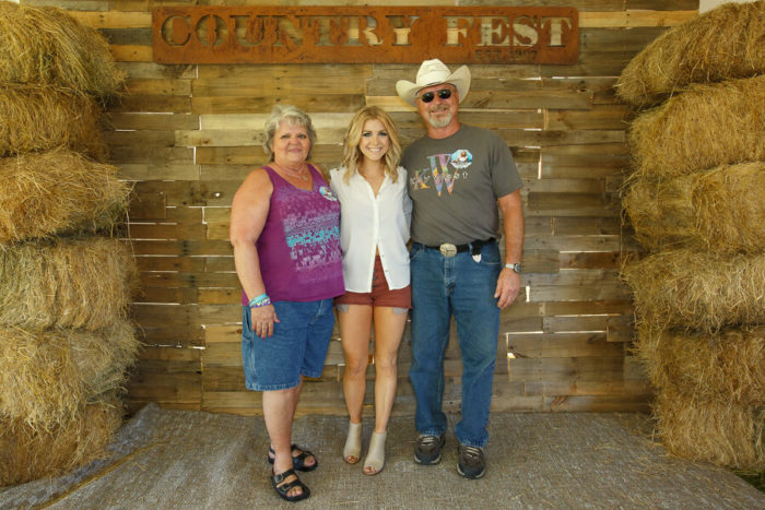 Lindsay Ell 2016 Country Music Festival In Wisconsin