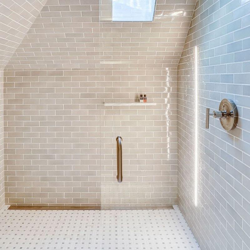 snow white polished diagonal basket weave marble mosaics 12x12