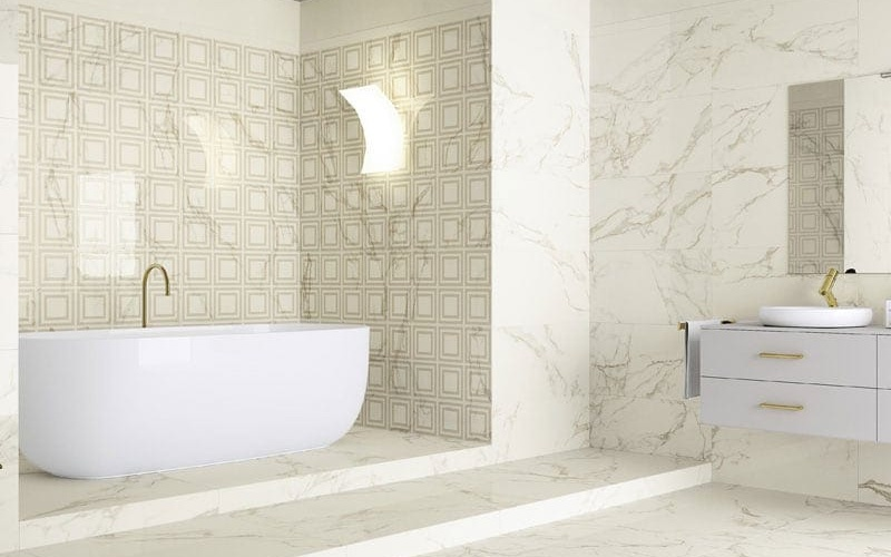 where to use porcelain tiles to enhance