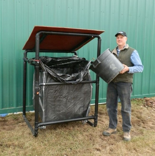 Manure exchange and compost program