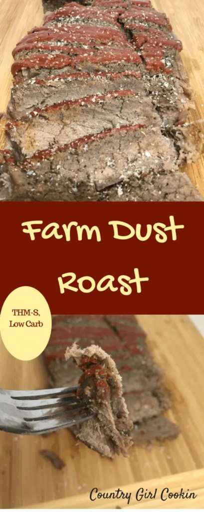 Farm Dust Roast (THM-S, Low Carb)