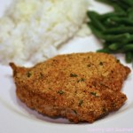 Spicy Almond Crusted Chicken | Country Girl Gourmet