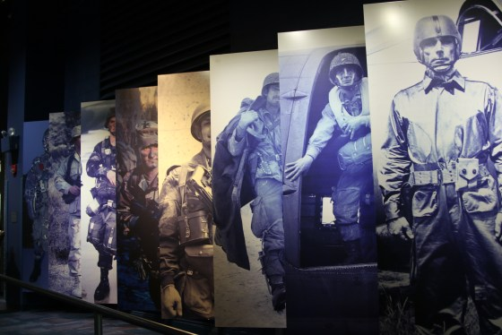 Bloom Where you are Planted : Airborne and Special Operations Museum
