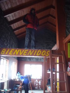 Inside Piedra Grande