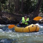 Packrafting the Bumping and Naches Rivers 5/1