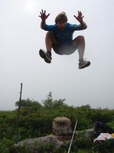 Eric on the summit.