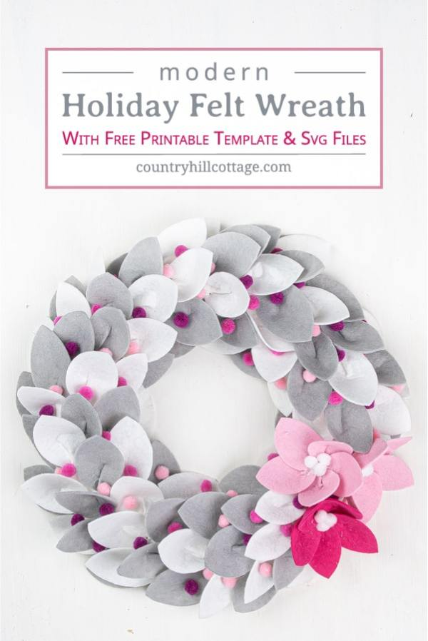wreath template free svg # 21