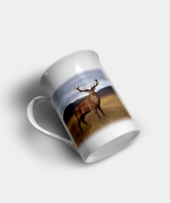 Country Images Personalised Custom Bone China Mug Highland Collection Stag Stags Deer Buck Bucks Gift Gifts Idea Ideas 11