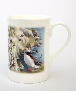 Highland Collection - Bone China Mug (Puffin)