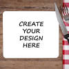 Blank Place Mat Gift - Ready to Personalise