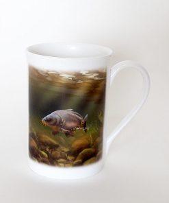 Bone China Mug (Mirror Carp)