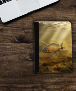 Flip iPad Case (Common Carp) Personalised Gift