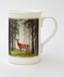 Highland Collection - Bone China Mug (Roe Buck)