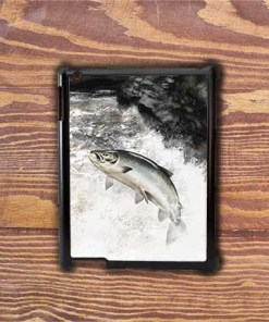 Highland Collection - iPad Shell Case (Salmon) Personalised Gift