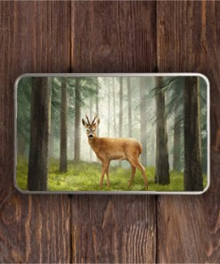 Highland Collection - Rectangular (Roe Buck) Personalised Gift